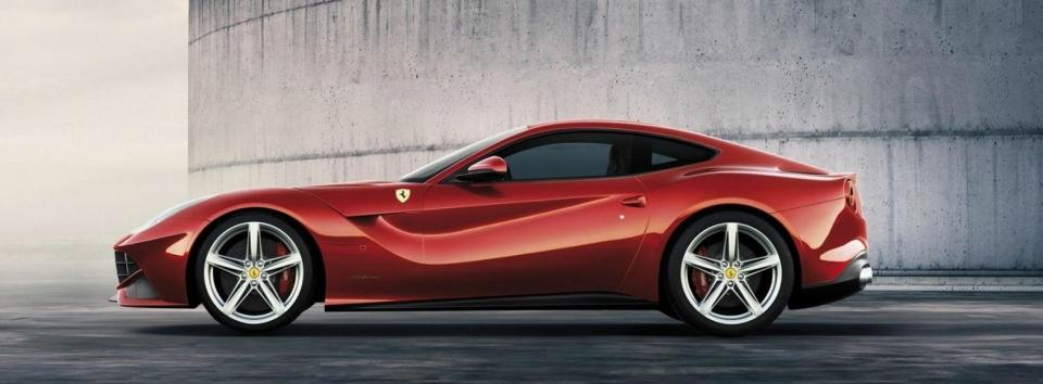 Startsida Ferrari